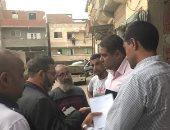 محمد إسماعيل نائب التنسيقية يواصل جولاته الميدانية بدائرته فى الإسكندرية