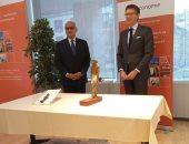 سفير مصر ببلجيكا: سنواصل العمل لاستكمال استرداد القطع الأثرية المهربة للخارج