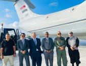 وكالة أنباء الصومال: سفير الصومال يشكر الرئيس السيسي على المساعدات الطبية لمقديشو