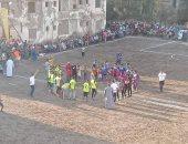 شباب بكفر الشيخ حولوا مقلب قمامة لملعب وأقاموا بطولة حضرها 7 آلاف مواطن
