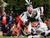 رقصات فلكولورية وأزياء أسطورية.. احتفالات كندا باليوم الوطنى للسكان الأصليين