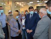 تسجيل 765 ألف مواطن بمنظومة التأمين الصحى فى بورسعيد حتى الآن.. لايف