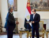 الرئيس السيسي يشيد بالجهود الدؤوبة للكونغو فى إطار رئاسة الاتحاد الأفريقى