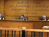مرافعة النيابة في إعادة محاكمة محمود عزت باقتحام الحدود الشرقية خلال ساعات