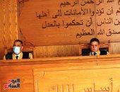 """تأجيل إعادة محاكمة 10 متهمين بقضية """"فض اعتصام النهضة"""" إلى 3 نوفمبر للمرافعة"""