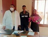 عودة والدة الطفل المختطف للمستشفى بعد تعرفها على المتهمة بنيابة الحسينية