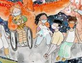 الصحة العالمية تصدر قصة جديدة للأطفال لمواجهة مشاعر الخوف والحزن خلال كورونا
