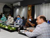 محافظ أسوان: تنظيم حملات مكبرة لإزالة التعديات على مجرى النيل