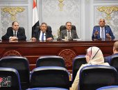 """خطة الحكومة لحماية النيل والمجارى المائية وإزالة التعديات أمام """"محلية النواب"""""""