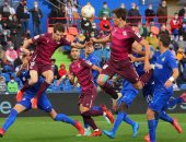 سوسيداد يتعادل مع خيتافي ويتقاسم صدارة الدوري الإسباني مع الريال وأتلتيكو