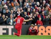 محمد صلاح يقود ليفربول لأكثر الأندية تسجيلا للأهداف فى البريميرليج