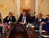 فخرى الفقى رئيسا لخطة النواب.. وياسر عمر ومصطفى سالم وكيلان.. وإمام أمينا للسر.. صور