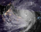 الأرصاد الإماراتي: الإعصار المداري شاهين يتمركز شمال وسط بحر عمان