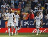 ريال مدريد ضد إسبانيول.. توقف الرقم القياسى للملكى فى الليجا بعد الهزيمة
