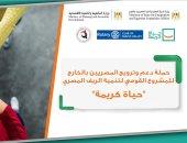 """وزيرة الهجرة: شهادات تقدير للمتبرعين من المصريين بالخارج لدعم """"حياة كريمة"""""""