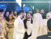 حميد الشاعري يحتفل بزفاف ابن شقيقه وسط نجوم الفن