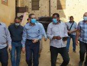 محافظ الغربية يتفقد مشروعات حياة كريمة فى 10 قرى تابعة لمركز زفتى