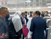 وزير التعليم العالي يفتتح كلية الذكاء الاصطناعي بجامعة المنوفية.. لايف وصور