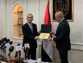 مندوب الأمم المتحدة : مصر حققت تجربة عمرانية فريدة خلال فترة قصيرة.. فيديو