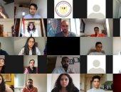 """شباب المصريين الدارسين فى فرنسا يشاركون بمبادرة لدعم """"حياة كريمة"""""""