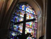 مطرانية المعادى للأرثوذكس: نسبة حضور القداس أقل من 50% والحجز بالتليفون