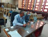 التعليم والصحة بالقليوبية يناقشان الاستعدادات للعام الدراسى الجديد لمواجهة كورونا