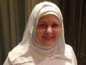 إيمى سمير غانم تنشر صورة لوالدتها  بملابس الإحرام: بحبك