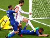 دوري الامم الاوروبية.. كل ما تريد معرفته عن قمة إيطاليا ضد إسبانيا