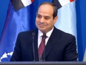 الرئيس السيسى: مصر استطاعت عبور حاجز اليأس وعدم الثقة خلال حرب أكتوبر