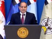 الرئيس السيسي: أتمنى من حكام المنطقة تجاوز أدبيات مستقرة مثلما فعل السادات