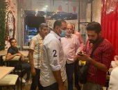 غلق 6 منشآت وتحرير 17 محضرا متنوعا و3 إنذارات فى حملات بالإسكندرية