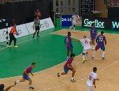 تقدم الزمالك على برشلونة 14/12فى كأس العالم لأندية اليد بعد مرور 20 دقيقة