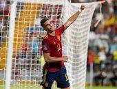 توريس يعادل رقم مدربه لويس إنريكي في عدد الأهداف مع منتخب إسبانيا