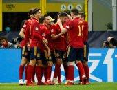 أهداف الأربعاء.. إسبانيا فى نهائي دورى الأمم الأوروبية وخماسية المغرب