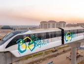 المرور : علامات ارشادية وحواجز حديدية بمحيط تحويلات مدينة نصر لإنشاء المونوريل