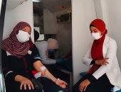 محافظة الجيزة تطلق مبادرة ازرع شجرة باسم الشهيد وحملة للتبرع بالدم