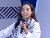 """شاعرة فلسطينية بالندوة التثقيفية: """"فخورة إن الأمة العربية فيها جيش كجيش مصر"""""""