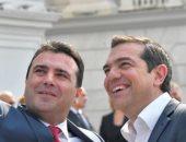 رئيس مقدونيا الشمالية يقوم بأول زيارة رسمية إلى اليونان