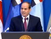 الرئيس السيسى: ستبقى تضحيات وبطولات جيل أكتوبر العظيم خالدة فى وجداننا