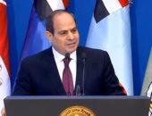 الرئيس السيسى: تحية تقدير واعتزاز لكل رجال القوات المسلحة والشهداء الأبرار