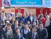 محافظ الإسكندرية: نحرص على التواجد بالقرى بشكل دائم لتلبية احتياجات الأهالى