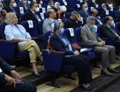 رئيس جامعة الإسكندرية يشهد افتتاح ملتقى الهيئة المصرية للتدريب الإلزامى للأطباء
