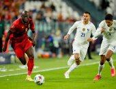 غموض حول مشاركة لوكاكو مع بلجيكا أمام إيطاليا فى دوري الأمم الأوروبية