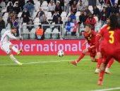 منتخب فرنسا يقتل بلجيكا بريمونتادا مثيرة ويتأهل لنهائي دوري الأمم الأوروبية