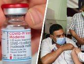 حملة لتطعيم أعضاء غرفة القاهرة التجارية بلقاح كورونا