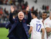 ديشامب: الفوز على منتخب بلجيكا أظهر قوة شخصية لاعبي فرنسا