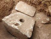 اكتشاف مرحاض عمره 2700 عاما فى منطقة ملكية قديمة بالقدس