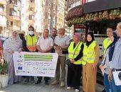 محافظ أسيوط: تنفيذ حملة تشجير وتوعية بيئية بمنطقة فريال بحى شرق