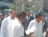 محافظ أسيوط: حملة لرفع وإزالة الاشغالات بمركز ديروط وإعادة الانضباط