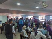 إقبال كبير على انتخابات التجديد النصفى لنقابة أطباء الإسكندرية.. لايف وصور